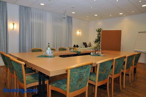 Hotel Friesen - Werdau - Banquet hall