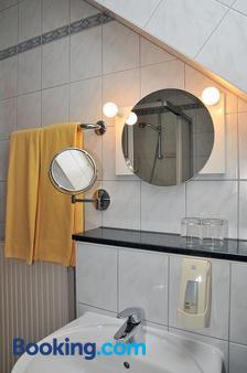 Hotel Friesen - Werdau - Bathroom