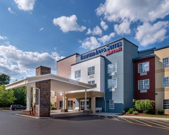 Fairfield Inn and Suites by Marriott Olean - Olean - Building