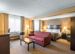 Comfort Inn Saugerties - Согертис - Спальня