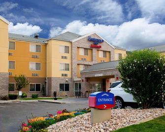 Fairfield Inn by Marriott Provo - Provo - Gebouw