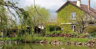 La Bonnauderie - Cholet - Vista del exterior