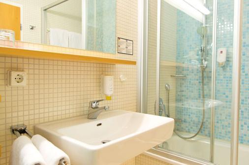 Hotel Neotel Stuttgart - Stuttgart - Kylpyhuone