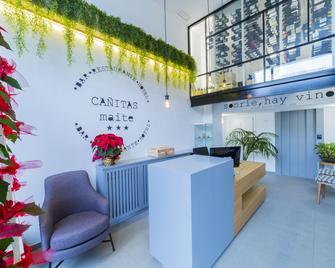 Hospedium Hotel Cañitas Maite - Casas-Ibáñez - Front desk