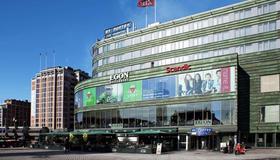 سكانديك بيبورتن - أوسلو - مبنى