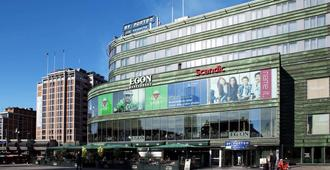 Scandic Byporten - Oslo - Gebäude