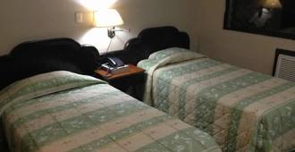 Euro Hotel - Thành phố Panama - Phòng ngủ