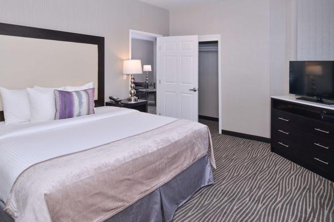 Best Western Plus Hotel at The Convention Center - Long Beach - Makuuhuone