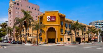 Best Western Plus Hotel at The Convention Center - Long Beach - Edifício