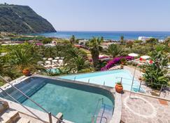 塞米拉米斯酒店 - 福利奧迪伊斯基亞 - 福利奧 - 游泳池