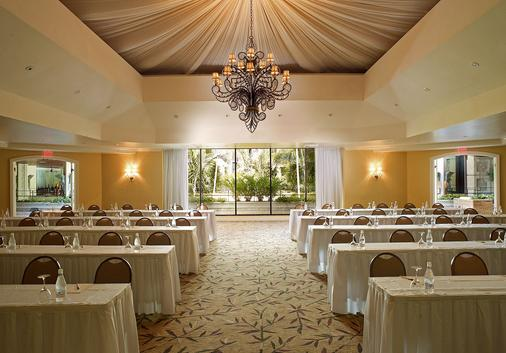 The Mayfair At Coconut Grove - Miami - Banquet hall