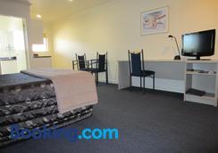 Harringtons Motor Lodge - Palmerston North - Bedroom