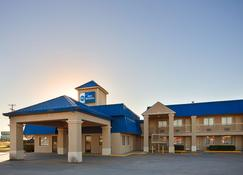 Best Western Inn of Mcalester - McAlester - Building