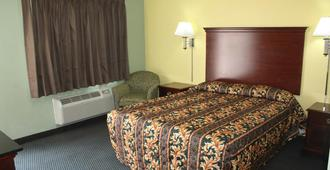 Deluxe Inn Fort Stockton - Fort Stockton - Κρεβατοκάμαρα