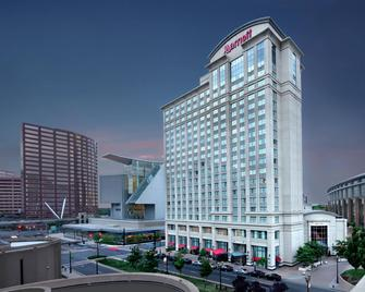 Hartford Marriott Downtown - Hartford - Building