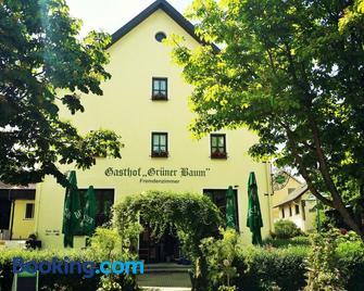 Hotel-Landgasthof Grüner Baum - Dittigheim - Tauberbischofsheim - Gebouw