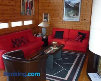 Chalet Mon Sabot - Chalais - Living room