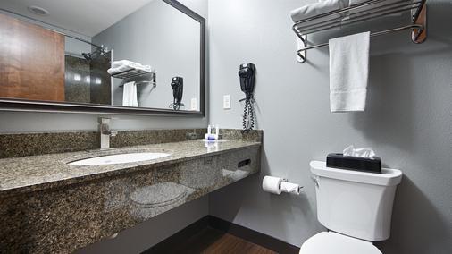 西佳威利斯頓套房酒店 - 威里斯頓 - Williston - 浴室