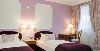 Gildors Hotel - דיסלדורף - חדר שינה