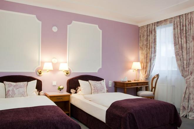 吉爾多斯氛圍酒店 - 杜塞爾多夫 - 杜塞道夫 - 臥室