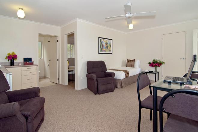 Best Western BK's Pioneer Motor Lodge - Auckland - Sala de estar