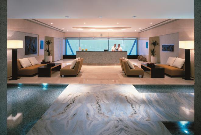 Shangri La Hotel Dubai - Dubai - Front desk