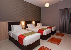 花都廣場酒店 - 杜拜 - 臥室