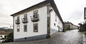 Casa Do Correio Mor - Ponte da Barca - Building