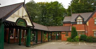 Fernhurst Lodge By Greene King Inns - Blackburn - Gebäude