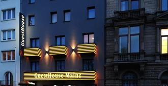 Guesthouse Mainz - Maguncia - Edificio