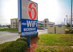 Motel 6 Columbus West - Columbus - Building