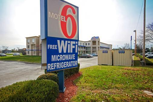 Motel 6 Columbus West - Columbus - Toà nhà