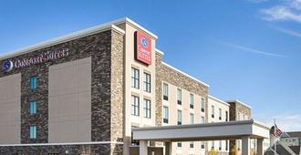 Comfort Suites Medical Center - Fargo - Building