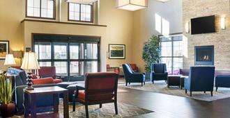 Comfort Suites Medical Center - Fargo - Lobby