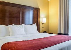 舒適套房酒店 - 法哥 - 法戈 - 臥室