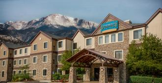 Staybridge Suites Colorado Springs North - Colorado Springs - Outdoor view
