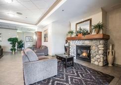 Comfort Inn & Suites - Salmon Arm - Lobby