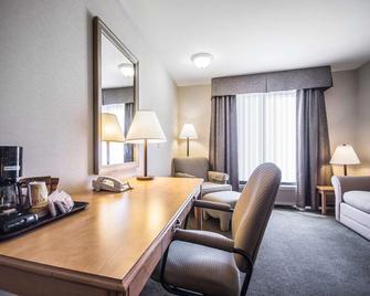 Comfort Inn & Suites - Salmon Arm - Vybavení pokoje