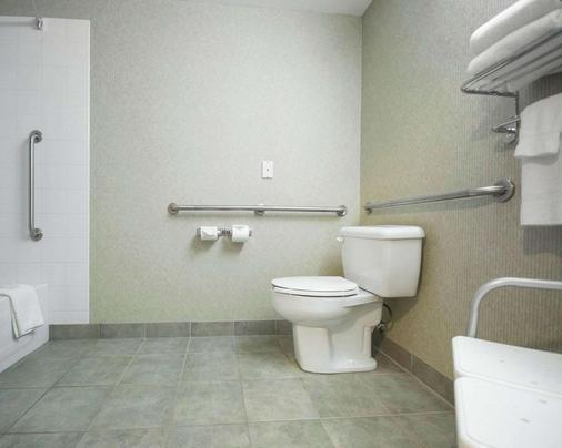 Comfort Inn & Suites - Salmon Arm - Bathroom