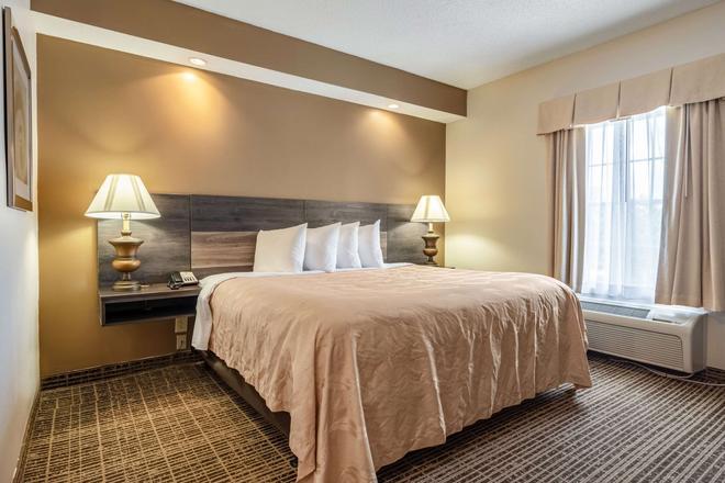 Quality Inn - Rome - Bedroom