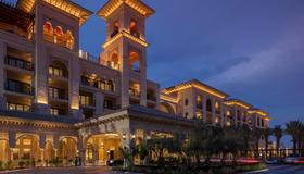 Four Seasons Resort Dubai At Jumeirah Beach - Dubai - Building