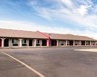 Rodeway Inn - Pauls Valley - Building
