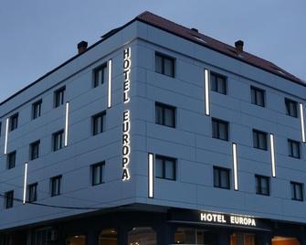 Europa - Arteixo - Building