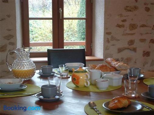 Paul's Barn in France - Nantiat - Dining room