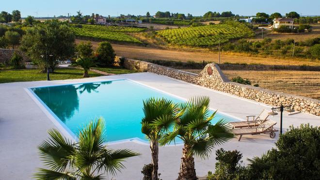 Masseria D'Aprile - Castellaneta - Pool