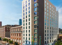Even Hotel Brooklyn - Brooklyn - Building
