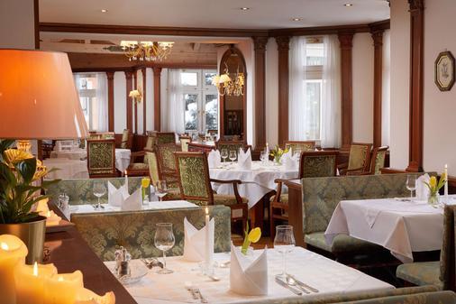 Hotel Erika - Kitzbühel - Nhà hàng