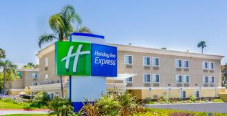 Holiday Inn Express San Diego Seaworld-Beach Area - San Diego - Byggnad