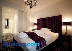 Hotel Aleksandra - Düsseldorf - Bedroom