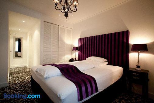Hotel Aleksandra - Düsseldorf - Phòng ngủ